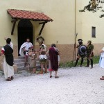 Alle porte della Acropoli